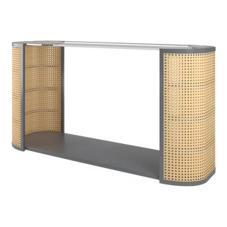 Lola Console Table - Cheating Heart Charcoal For Sale