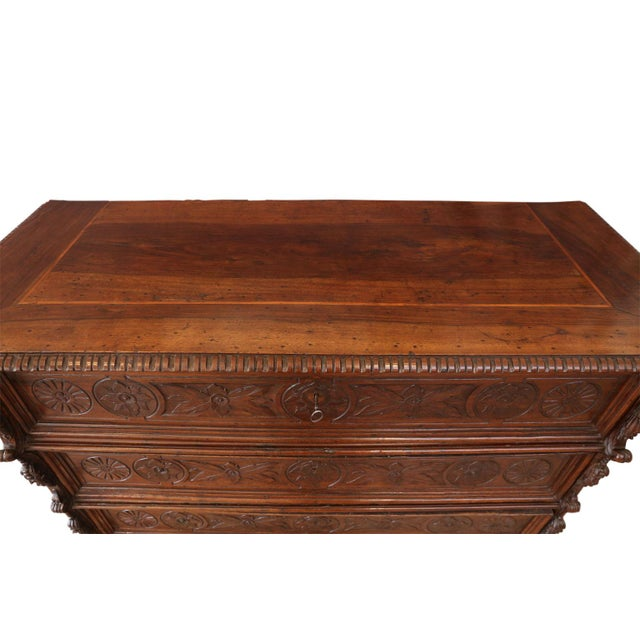 17th Century Chest-Of-Drawers For Sale - Image 9 of 12