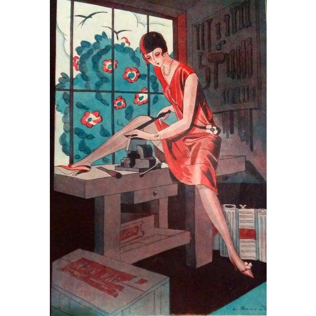 "Vintage Fantasio ""Lulu Mechanic"" by Bonnotte - Image 4 of 4"