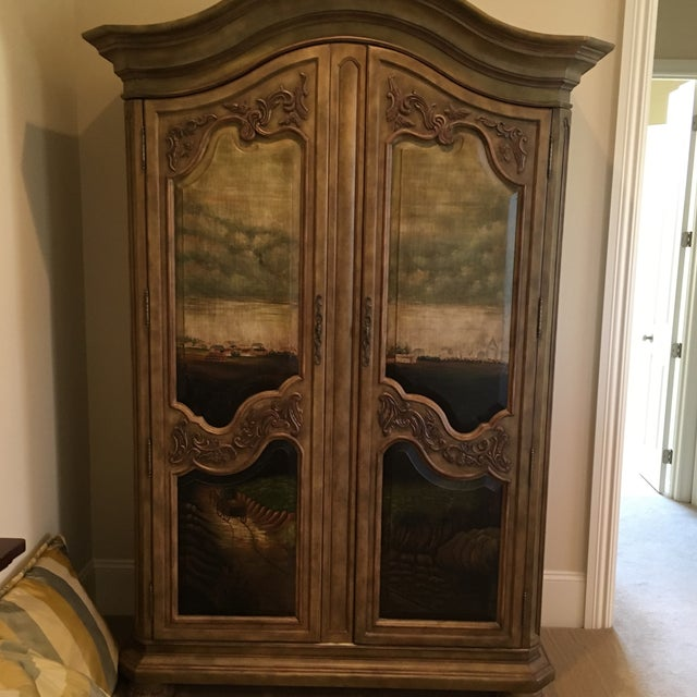 Seven Seas by Hooker Furniture Wardrobe - Image 3 of 7