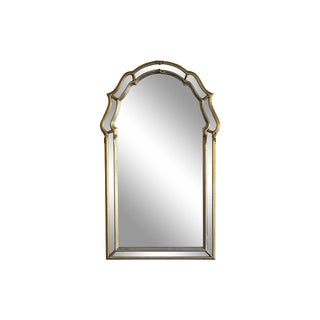 LaBarge Keyhole Wall Mirror For Sale