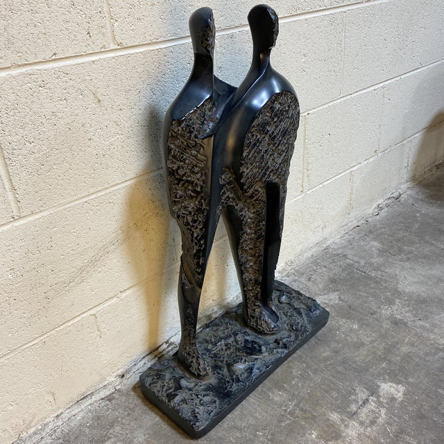 Mid-Century Modern Vintage Austin Productions Modernist Sculpture For Sale - Image 3 of 11