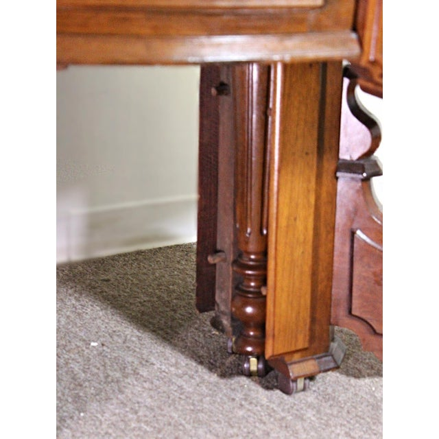 Renaissance Revival American Dining Table - Image 7 of 11