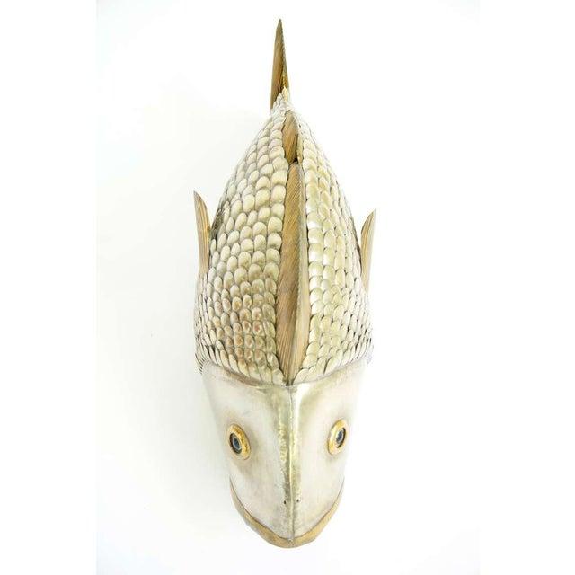 Sergio Bustamante Sergio Bustamante Fish Form For Sale - Image 4 of 5