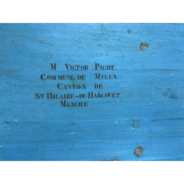 Country French Barrel Top Chest For Sale - Image 3 of 7