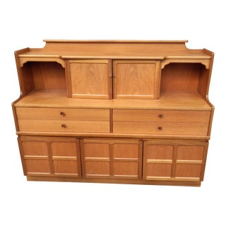 Mid Century Modern Nathan Teak Sideboard For Sale