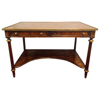 Theodore Alexander Desk in the Louis XVI Style For Sale