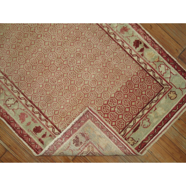 Antique Turkish Anatolian Runner Rug- 2'9'' X 9'3'' For Sale - Image 4 of 7