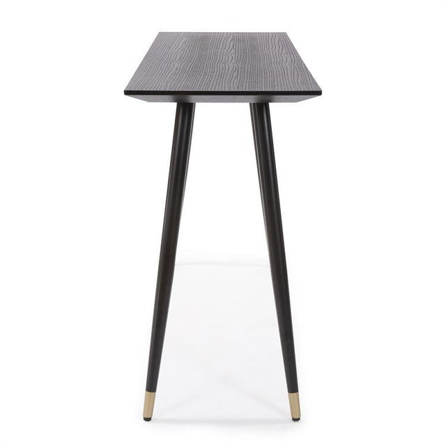 Modern Kenneth Ludwig Chicago Soho Wood Console Table For Sale - Image 3 of 8