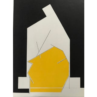 1970 Derriere Le Miroir Pablo Palazuelo Original Lithograph DM08184 For Sale