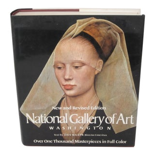 1980s Book of the National Gallery of Art- Washington For Sale