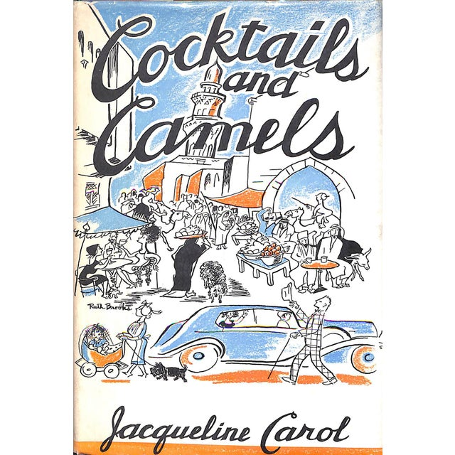 """Cocktails and Camels"" Book For Sale In New York - Image 6 of 6"