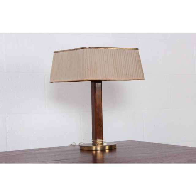 Mid-Century Modern Paavo Tynell Table Lamp Model 5066 For Sale - Image 3 of 10