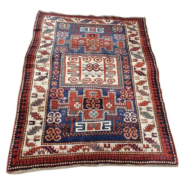 Caucasian Kazak Rug For Sale