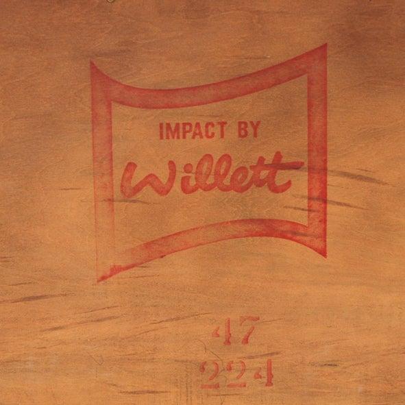 Willett Mid-Century Modern Wood Dresser/Credenza For Sale - Image 5 of 5