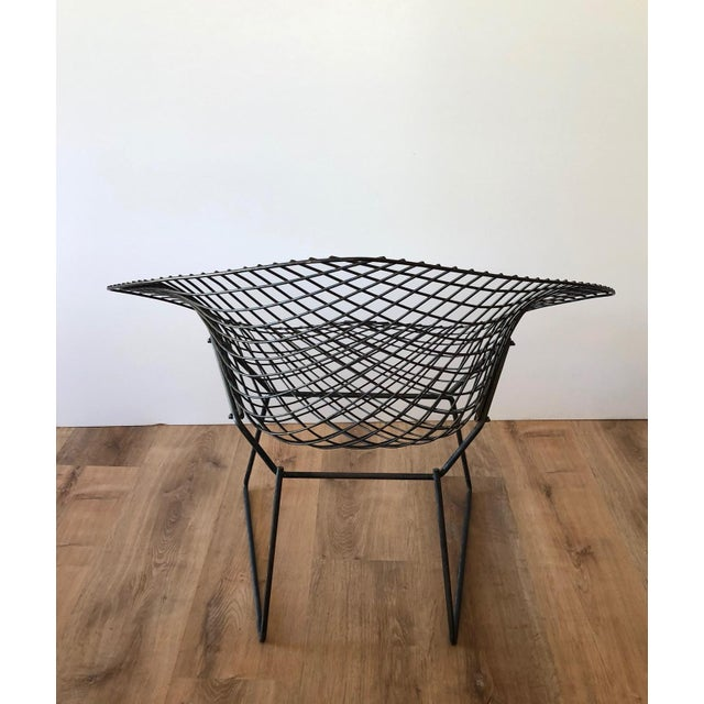 "Mid-Century Harry Bertroia-Designed ""Diamond Chair"" for Knoll For Sale In Seattle - Image 6 of 10"