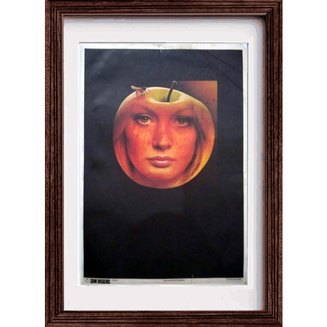 "Sam Haskins ""Big Apple"" / ""Artists of Erotic Art"" Poster For Sale"