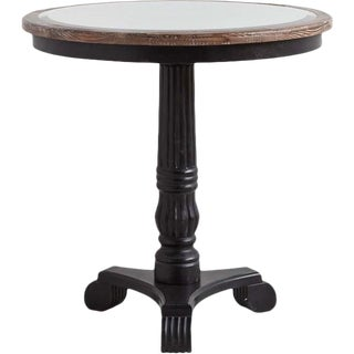 Modern Mercana Black Accent Table For Sale