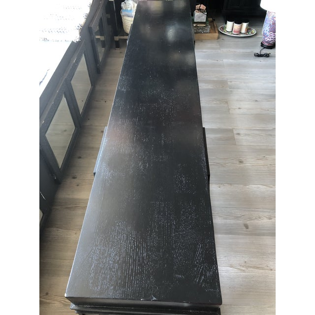 Vintage Moroccan Sofa Table For Sale In Los Angeles - Image 6 of 7