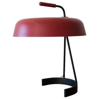 Modernist European Desk Lamp, 1950s For Sale