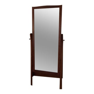 Cheval Full Length Standing Mirror For Sale
