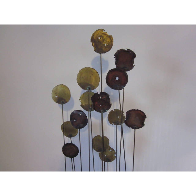 1950s Curtis Jere Styled Kinetic Sculpture For Sale - Image 5 of 6
