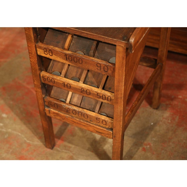 """Early 20th Century French Bistrot Game """"La Grenouille"""" or Toad in the Hole For Sale - Image 4 of 10"""