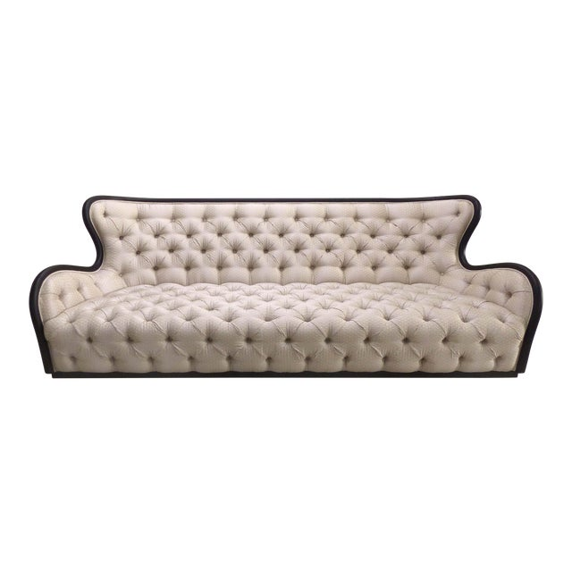 """Margot"" Sofa by Studio Tecnico & Hand Made by Medea, Italy For Sale"