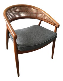 Image of James Mont Corner Chairs