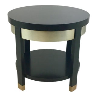 Caracole Modern Wood Plays Well With Others End Table For Sale