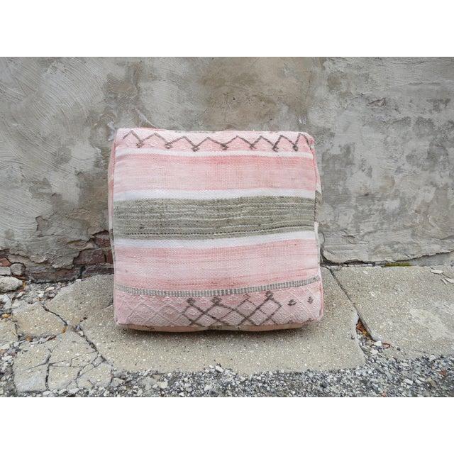 Moroccan Floor Pillow - Image 2 of 3