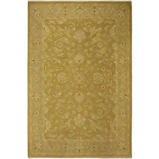 1950's Persian Sun-Faded Wool Rug -9'0 X 11'9 For Sale