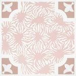 Celerie Kemble Blushing Blooms Hardwood Tile - Sample Tile
