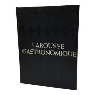 1970's Vintage Larousse Gastronomique Prosper Montagne Book For Sale