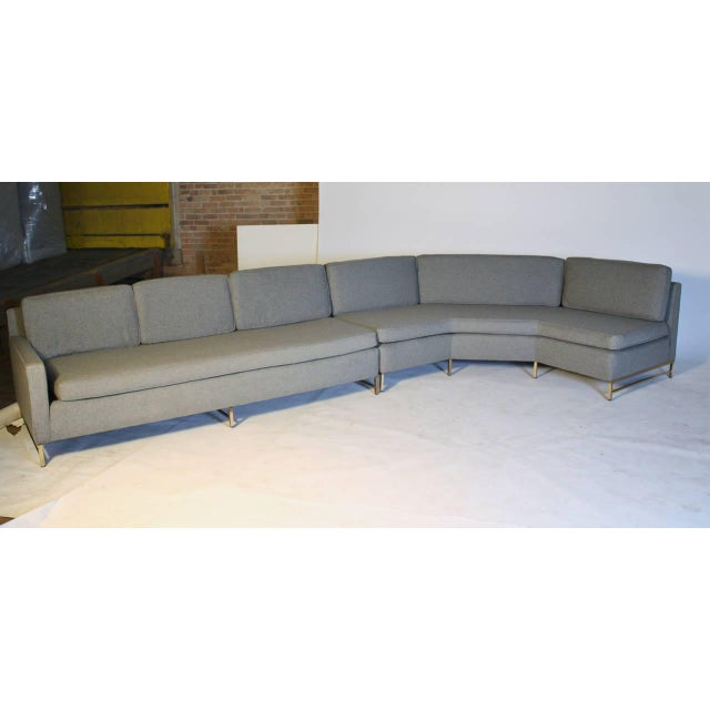 Paul McCobb Three-Piece Sectional Sofa for Directional - Image 4 of 8