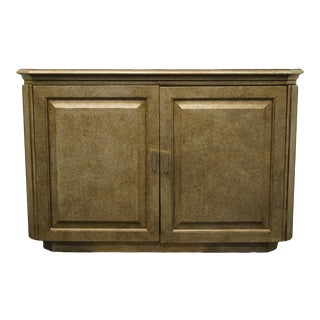 """20th Century Henredon Furniture Charisma Collection Contemporary Modern 48"""" Storage Server / Buffet - 7801-25 For Sale"""