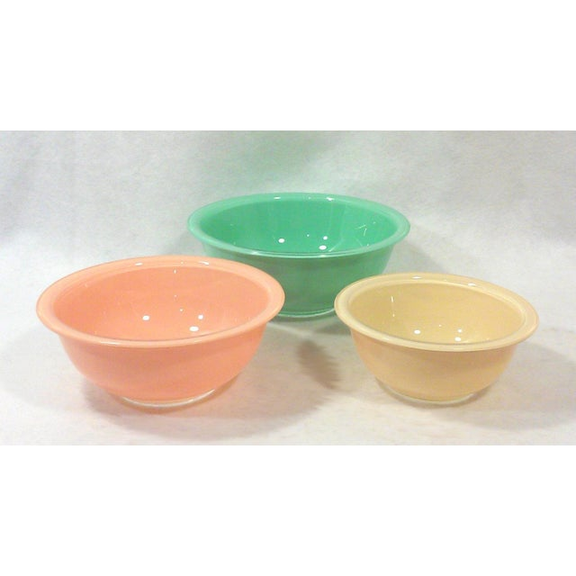 1980's Pyrex Mixing Bowls - Set of 3 - Image 2 of 4