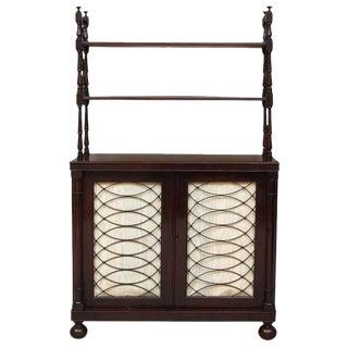 Regency Style Cabinet For Sale