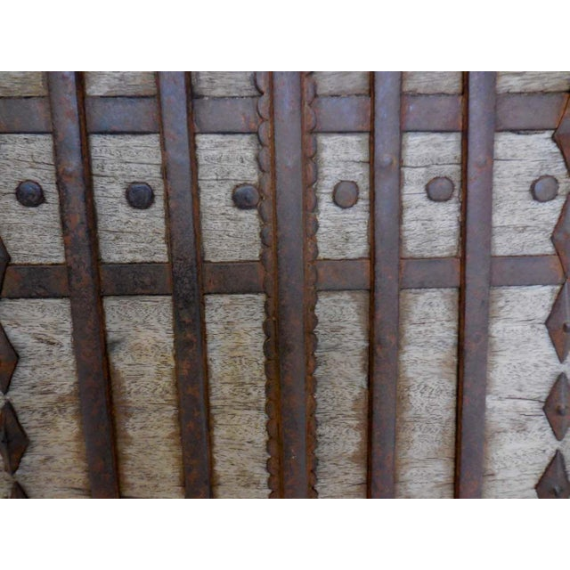 Wood and Iron Architectural Element For Sale In Los Angeles - Image 6 of 8