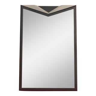 1980s Postmodern Wall Mirror For Sale