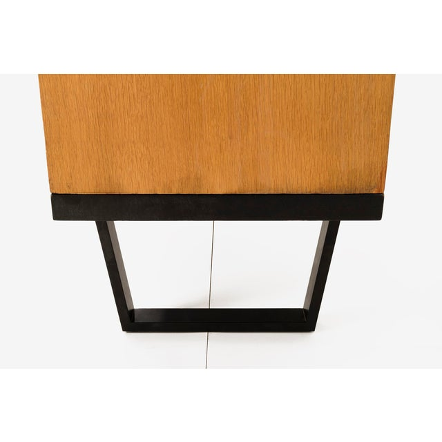 George Nelson Ebony Bench For Sale In New York - Image 6 of 6