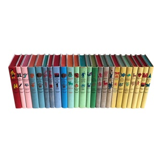 Classic Stories Junior Deluxe Edition Books - Set of 24 For Sale