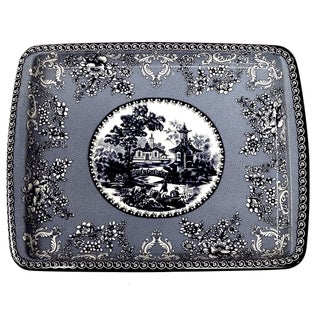 Metal Tray by Daher Decorated Ware, England