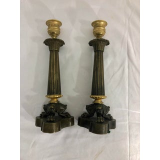 Charles X Candlesticks a Pair Preview