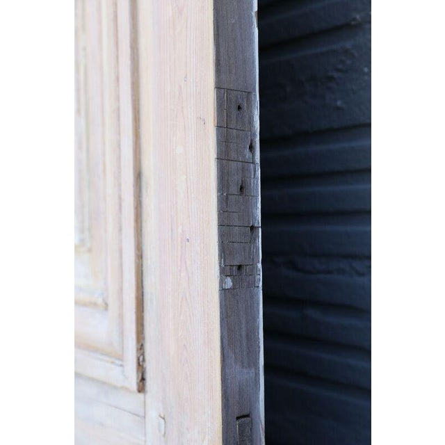 Late 19th Century Louis XVI Pine Doors For Sale - Image 5 of 11