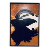 Image of Original Abstract Framed Painting For Sale