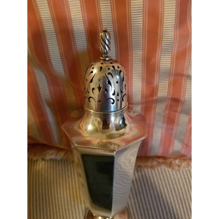 Sterling Silver Sugar Shaker Muffineer Preview