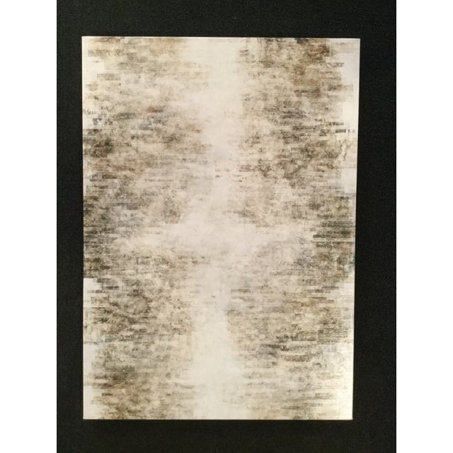 Silence Movement II Contemporary Abstract Painting For Sale - Image 4 of 4
