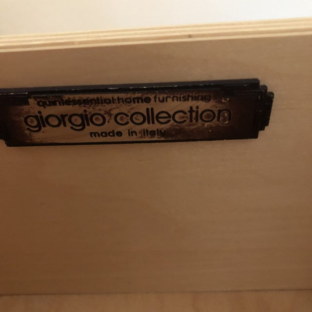 1970s Giorgio Quintessential Collection Nightstand For Sale In Washington DC - Image 6 of 10