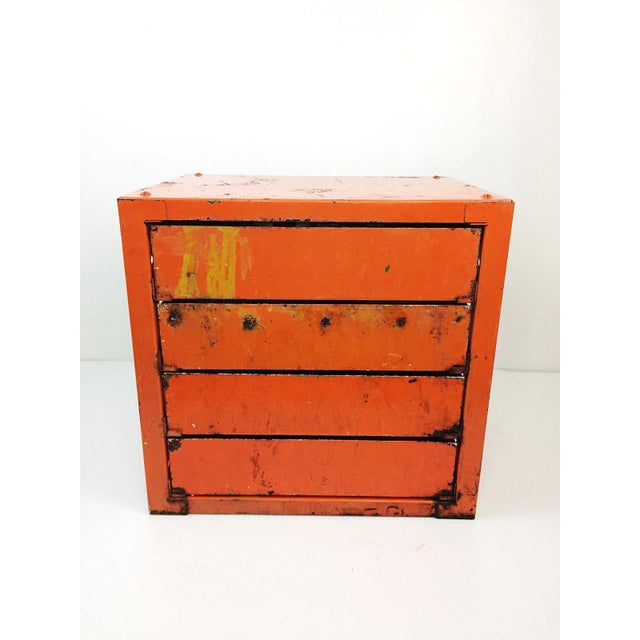 Industrial Dorman Products Bin Drawer Cabinet For Sale - Image 10 of 10